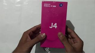 Samsung Galaxy J4 Unboxing And Review I Bangla