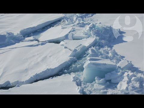 How melting Arctic ice could cause uncontrollable climate change