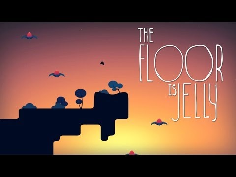 The Floor is Jelly - Un Monde en Gelée - Gameplay FR HD PC