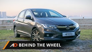 2017 Honda City 1.5 VX NAVI CVT Review - Behind the Wheel