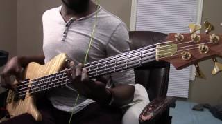 Turning Around- Joe Mettle (Bass Cover)