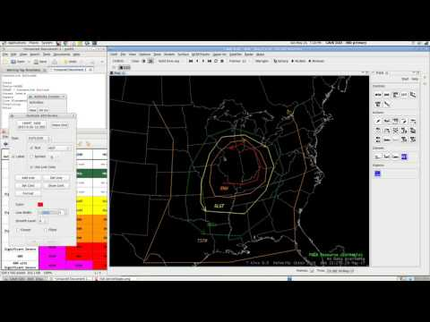 AWIPS - Issuing Convective Outlooks