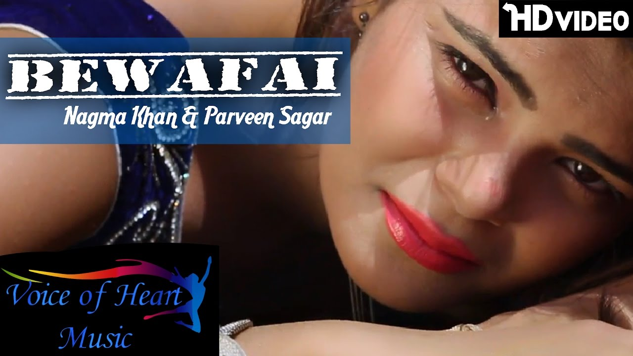 BEWAFAI ♫♫ Hindi Sad Songs 2016   Nagma Khan, Parveen Sagar   Vidhi Sharma    Best Sad Song