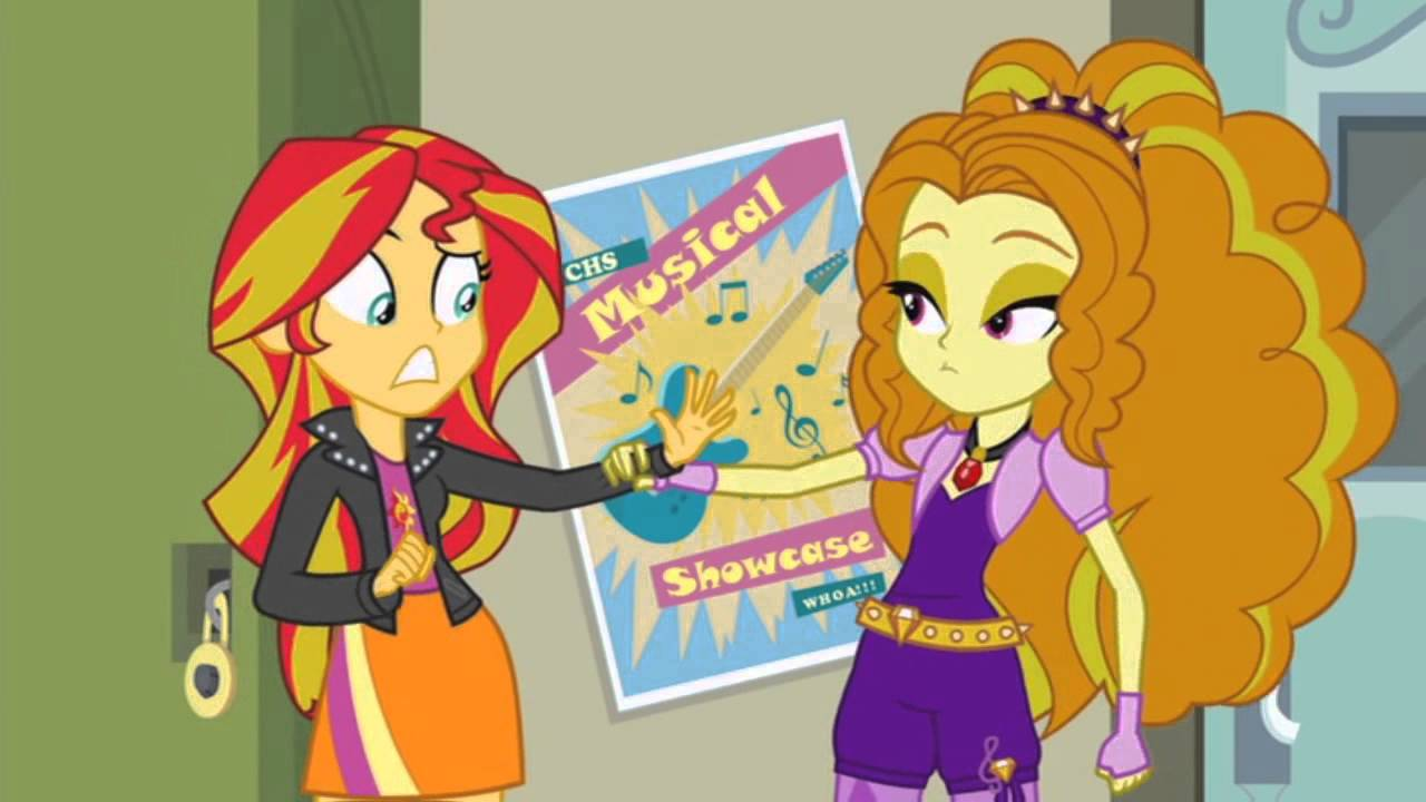 It Would Be Extremely Painful If Sunset Shimmer Pulled Off