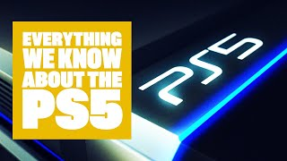 PS5: Everything We Know About the PlayStation 5, Dualshock 5, and PSVR So Far