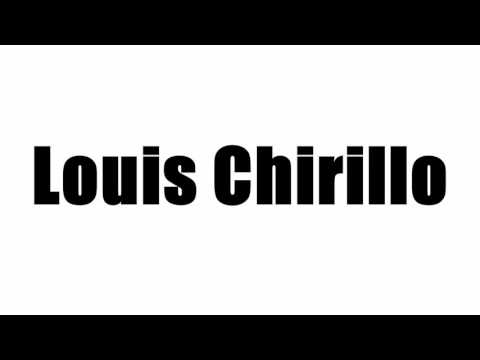 Louis Chirillo