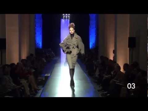 Jean Paul Gaultier ➤ Haute Couture Fall/Winter 2011/2012 1/2