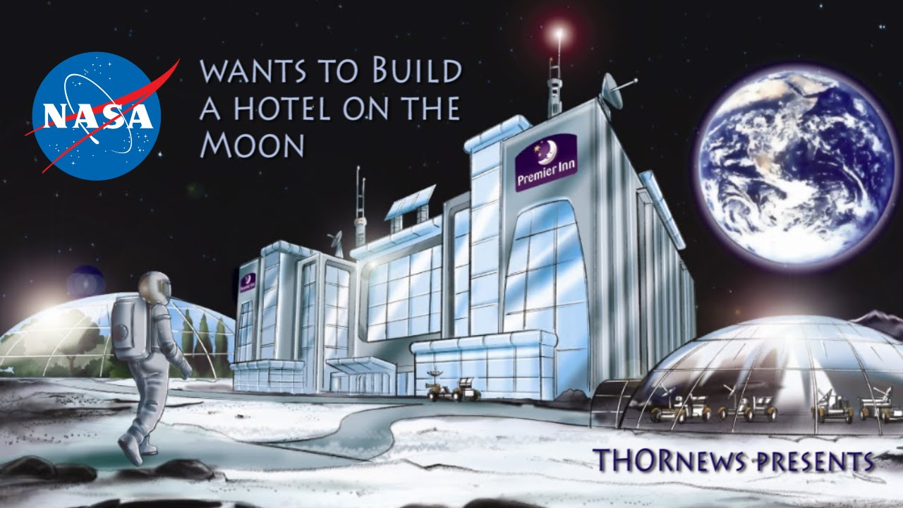 Image result for hotel on the moon