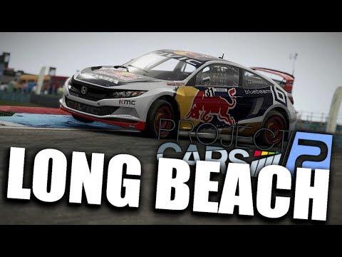 🏆 MS - Project CARS 2 Bajnokság | Long Beach #Közvetítés