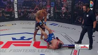 PFL3 DC: Fight 12  - Cooper Def Shields