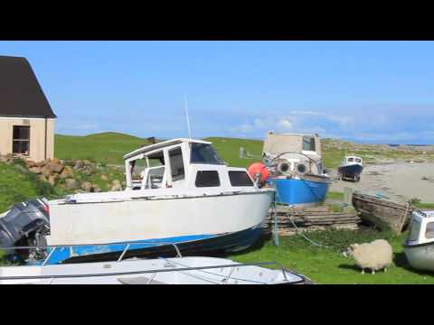 The Isle of Tiree, Scotland