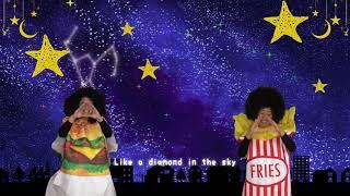 キラキラ `Twinkle`  ABC / LaLaLa MaMa  version