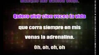 610  Pendeviejo   Los Autenticos Decadentes   Karaoke