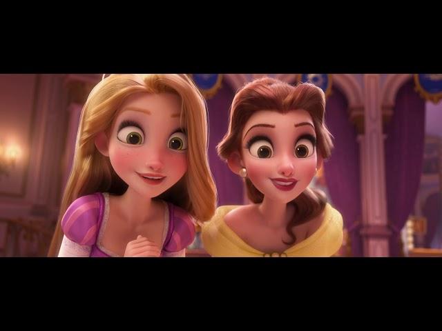 "Ralph Spacca Internet - clip ""È davvero una principessa"""
