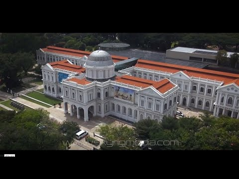 Aerial by Skyrig Media LLP - National Museum