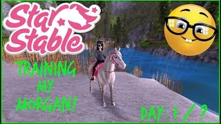 Video Star Stable Online- Training My Morgan Horse Day 1 download MP3, 3GP, MP4, WEBM, AVI, FLV November 2017