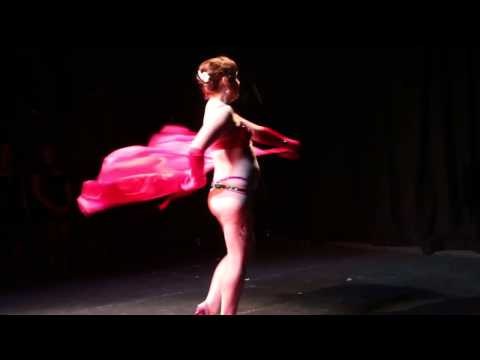 Pink Bits - A Burlesque Performance