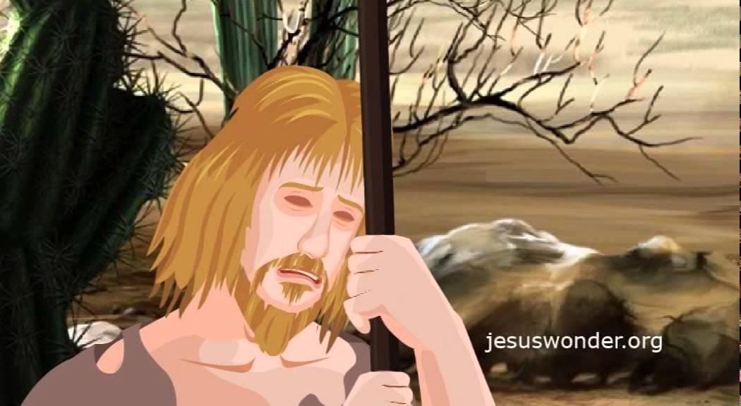Bible Stories For Children - മുടിയനായ പുത്രൻ ( Prodigal Son ) - Malayalam  Cartoon Animation