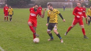 A CRAZY MATCH! GOALS, TWO PENALTIES AND A NASTY NUTMEG!!!  S3 | MY SUNDAY LEAGUE EXPERIENCE!