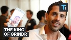 The king of Grindr