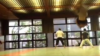 【聖也】抜群の運動神経を誇る俳優、聖也のアクロバット映像を大公開☆ thumbnail