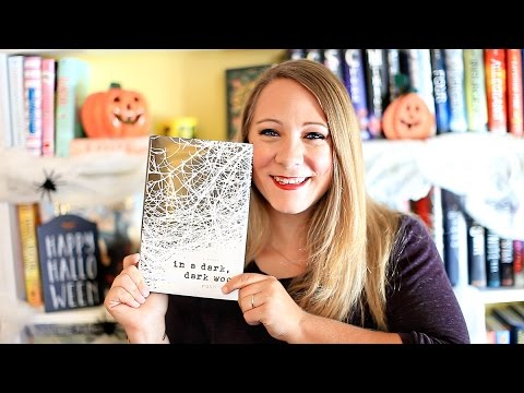In A Dark Dark Wood By Ruth Ware No Spoiler Book Review Youtube