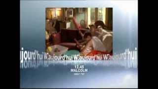 Bande Annonce de ''Malcolm'' diffusée sur W9.