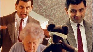 Scaredy Bean | Mr Bean Full Episodes | Mr Bean Official