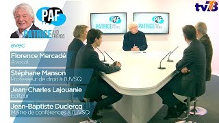 PAF – Patrice and Friends – Emission du 19 janvier 2018