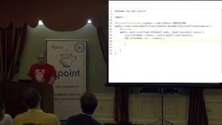 Барух Садогурский — Метапрограммирование на уровне компилятора в Groovy