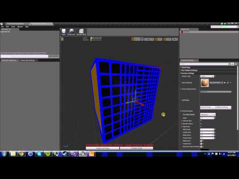 Introducing the new Destructible Mesh Editor for UE4 | Tamed