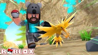 SHINY ZAPDOS | Pokémon Brick Bronze [#96] | ROBLOX LIVE