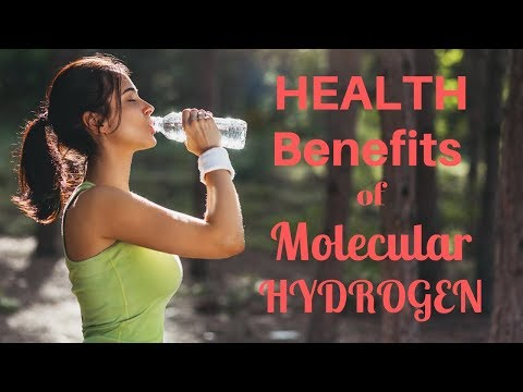 Molecular Hydrogen Health Benefits | Health Benefits Of Molecular Hydrogen And Hydrogen Rich Water