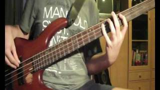 The Doors - Wishful, Sinful [BASS COVER]
