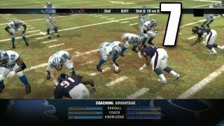 NFL Head Coach 09 - Part 7 Detroit Lions vs Houston Texans