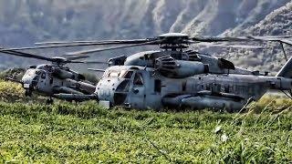 U.S. Marines Helicopter Raid • Exercise Island Marauder