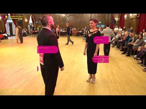 UK tango festival 2018 day 1 pista