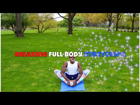 PE Cool down stretches | full-body stretching routine