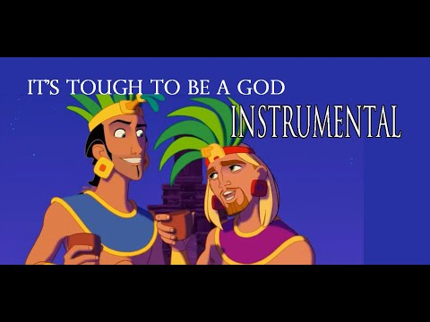 It's Tough to Be a God Instrumental - The Road To El Dorado HD
