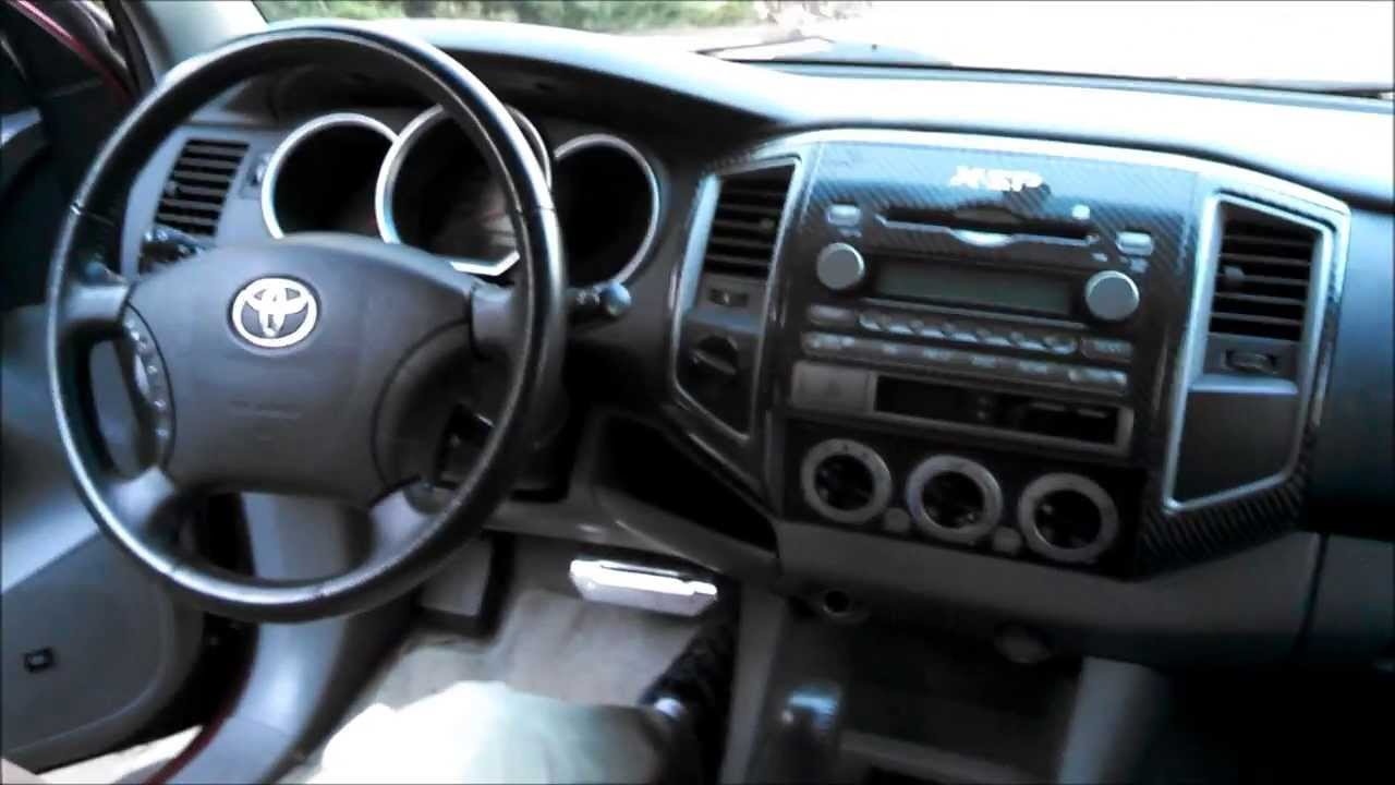 2005 toyota tacoma parts diagram 240 to 24 volt transformer wiring dash removal - youtube