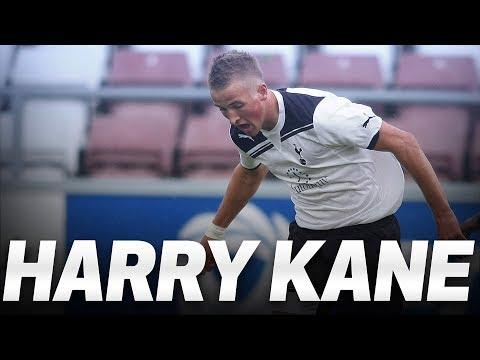 HARRY KANE   U18 AND U21 HAT-TRICKS!