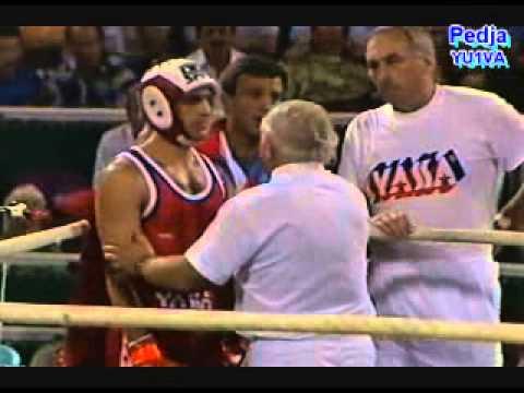 JUGOSLAVIJA - SAD boks Umag 1990. - 3 deo