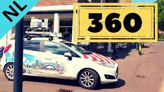 ПАНОРАМА 360 CycloMedia в Голландии ☯ Культурный код