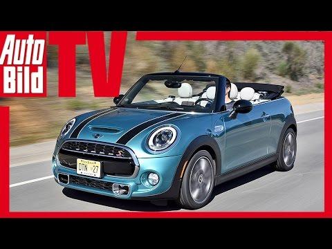 mini cooper s cabrio 2016 review fahrbericht test. Black Bedroom Furniture Sets. Home Design Ideas