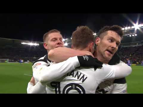 MATCH HIGHLIGHTS | Derby County Vs Leeds United