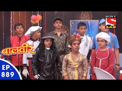 Baal Veer - बालवीर - Episode 889 - 7th January, 2016 thumbnail