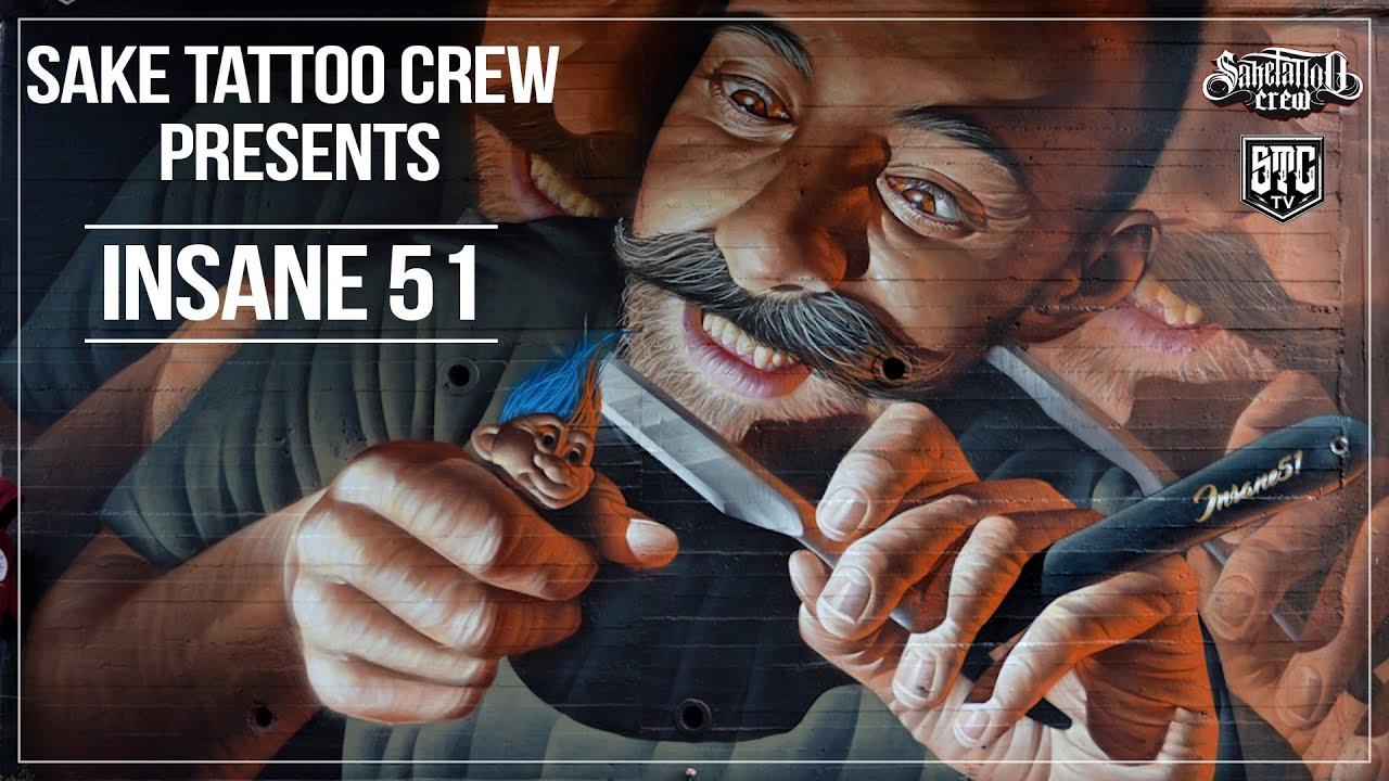 f894ecb6a Sake Tattoo Crew presents :
