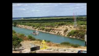 Remanso - Barragem  Sobradinho.