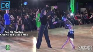 Last Call with DanceBeat!Emerald Ball 2017! Pro RS and Amateur Winners