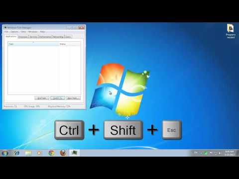 6 Tricks To Open Windows Task Manager